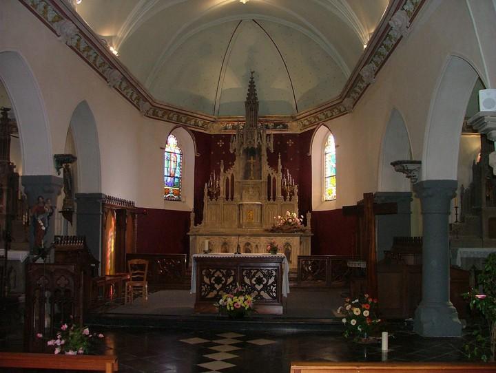 Eglise St R U00e9mi Lewarde