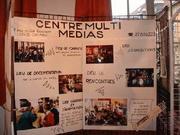 les activités du Centre Multi Média