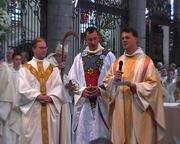 Les 3 nouveaux prêtres