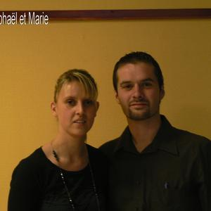 Mariage prévu le 2011