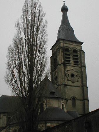 Abbatiale St Martin