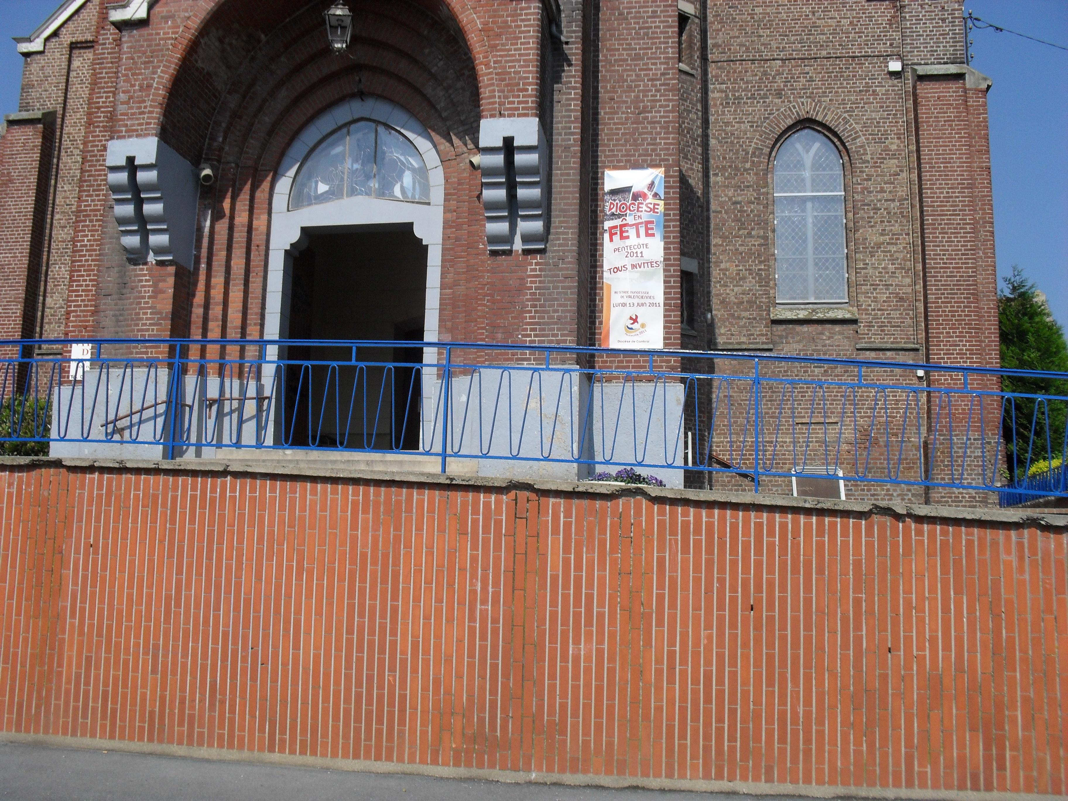 Eglise de Thiant.