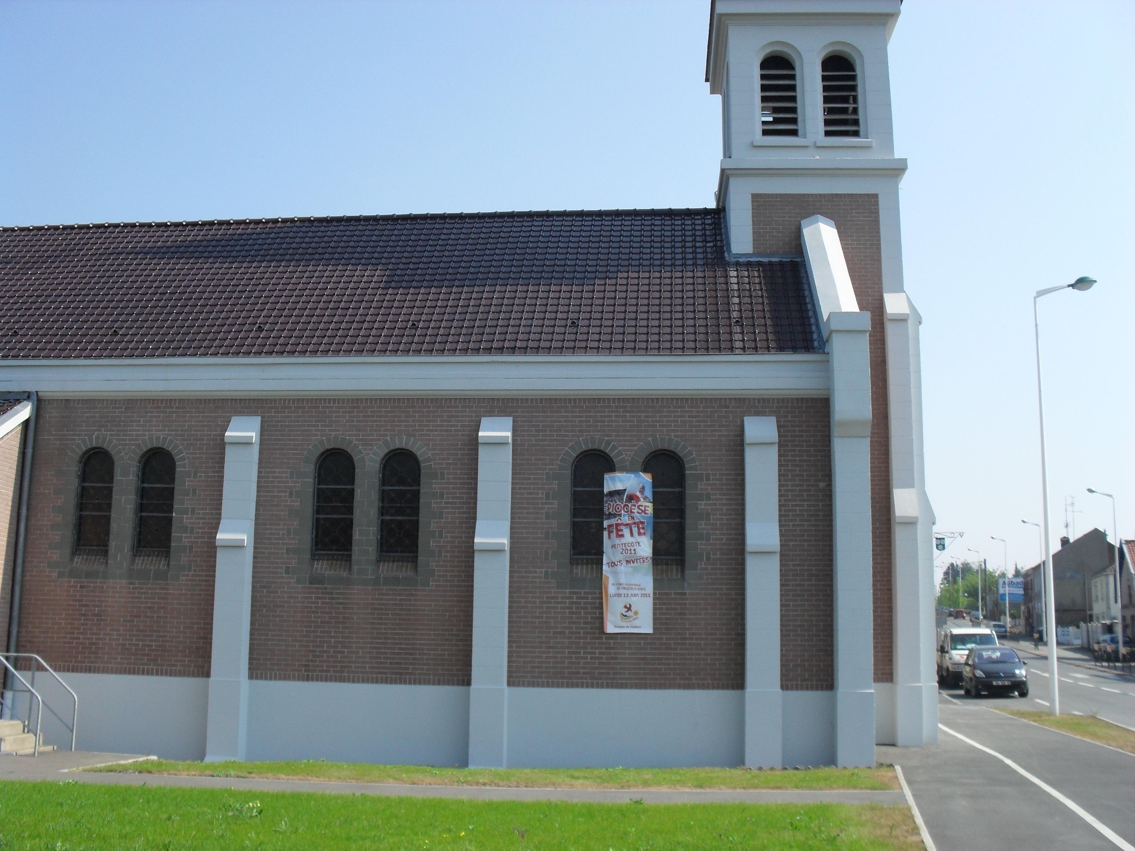 Chapelle de Rouvignies.