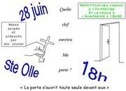 messe des jeunes 28/05/03