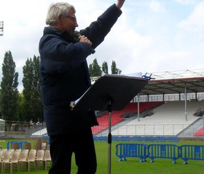 Valenciennes > Stade Nungesser > Répétition générale du samedi 11 juin 2011