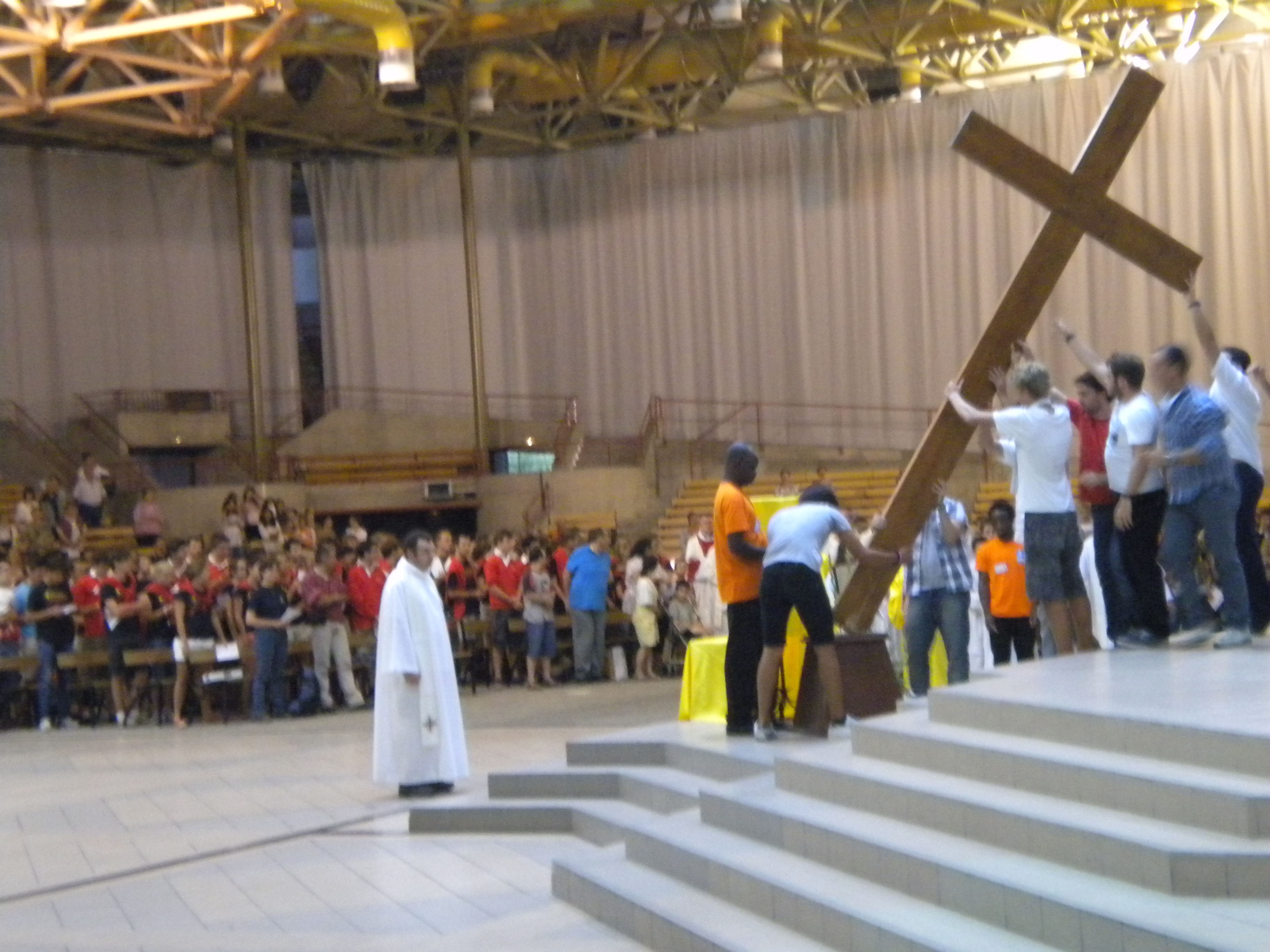messe internationale des jeunes