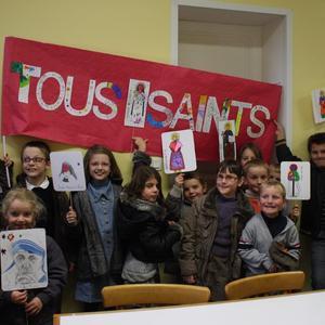Eveil à la foi des enfants de la paroisse Saint-Be