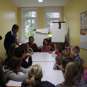Eveil à la foi des enfants de la paroisse Saint-Bernard du Haut-Escaut: 06/11/2011