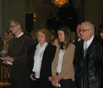 Patrick, Myriam, Aurélie