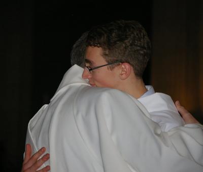 avec Mathias