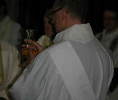 ordination Patrick