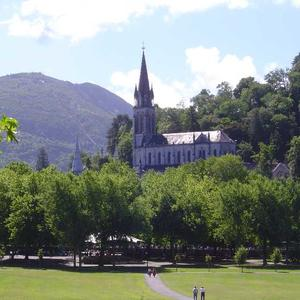 Lourdes basil
