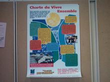 Charte du Vivre Ensemble