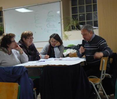 reflexion autour d'un texte d'Evangile