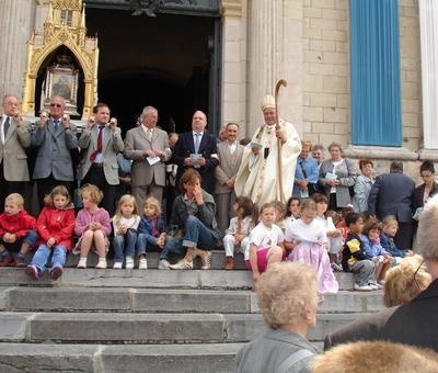 retour de procession 15 août