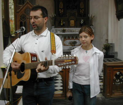Je chante pour toi...