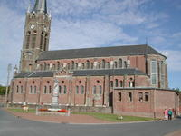 Caullery église