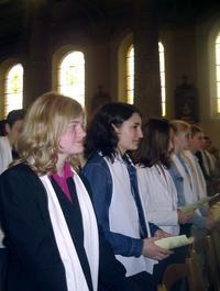 Célébration de la confirmation 2005_05
