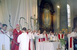 Célébration de la confirmation 2005_12