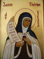 Ste Thérèse d'Avila