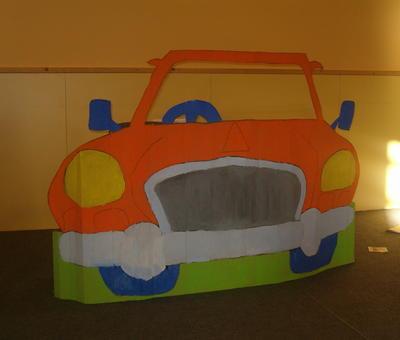 un véhicule si pimpant pour zioumy et tépacap !