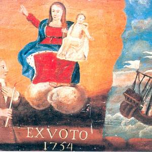 exvoto ND laghet