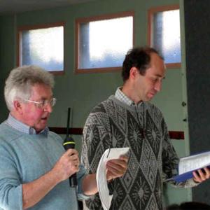 Jean et Michel présentent la rencontre