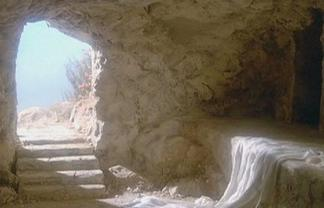 Il est sorti du tombeau