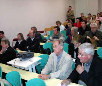 L'assemblée des éducateurs