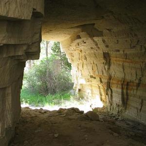 Cappadoce_tunnel