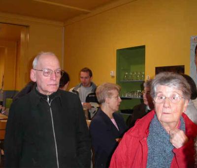 l'abbé Juste et Thérèse