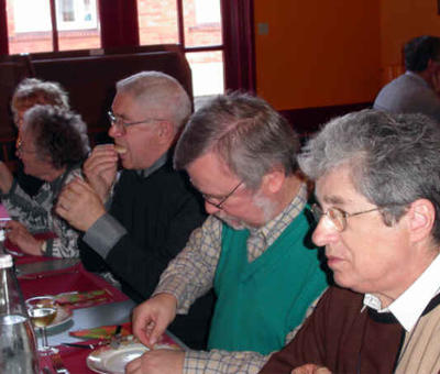 Michel, Jean-Marc et Thérèse
