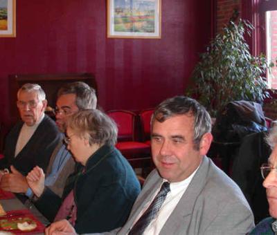 Roland, JML, Jeanine, José et Michel