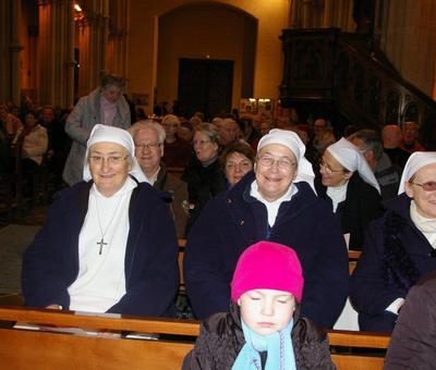 les soeurs des maternités catholiques