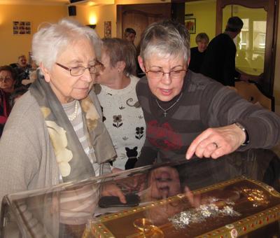 Les reliques a la maison de retraite ARIANE (10).J