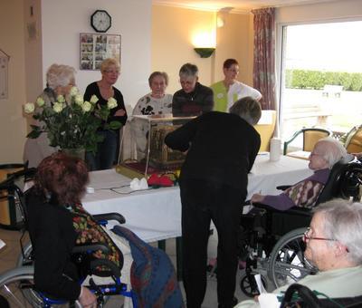 Les reliques a la maison de retraite ARIANE (11).J