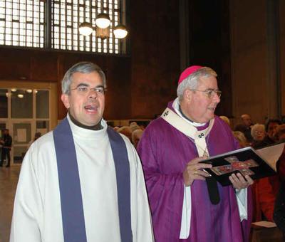 Jean-Marie et Mgr Garnier