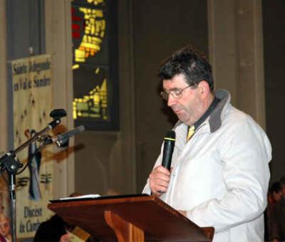 Prière Universelle avec Michel Waignier