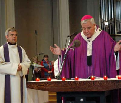 Après la communion