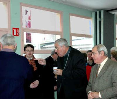 Venceslas, Mgr et Claude