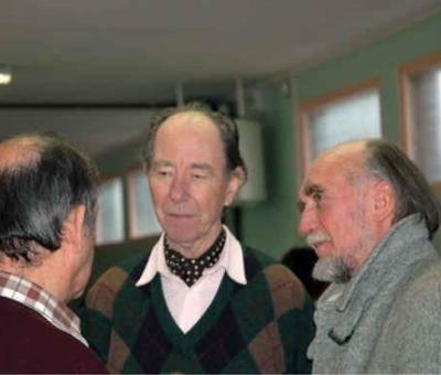 Jacques et les deux Claude