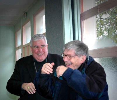sur ordre épiscopal