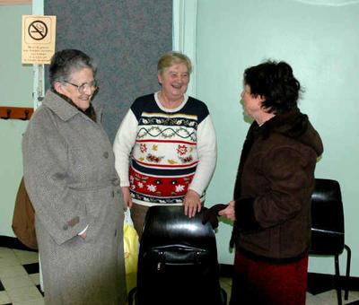 Mme Goncalves, Colette et Ginette