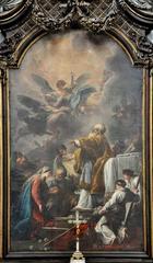 Collégiale St-Pierre - Douai - Transept sud