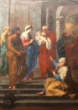 Présentation au Temple