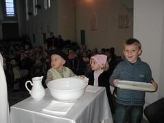 apport des cierges