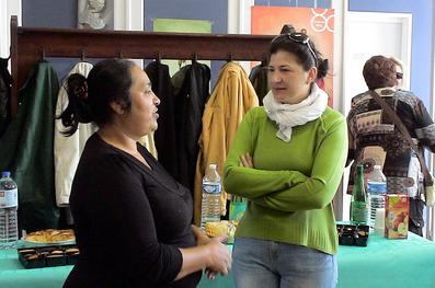 Cristina et Femme rom.jpg