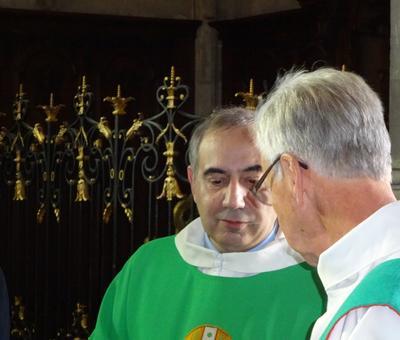 Marc Beaumont, vicaire épiscopal