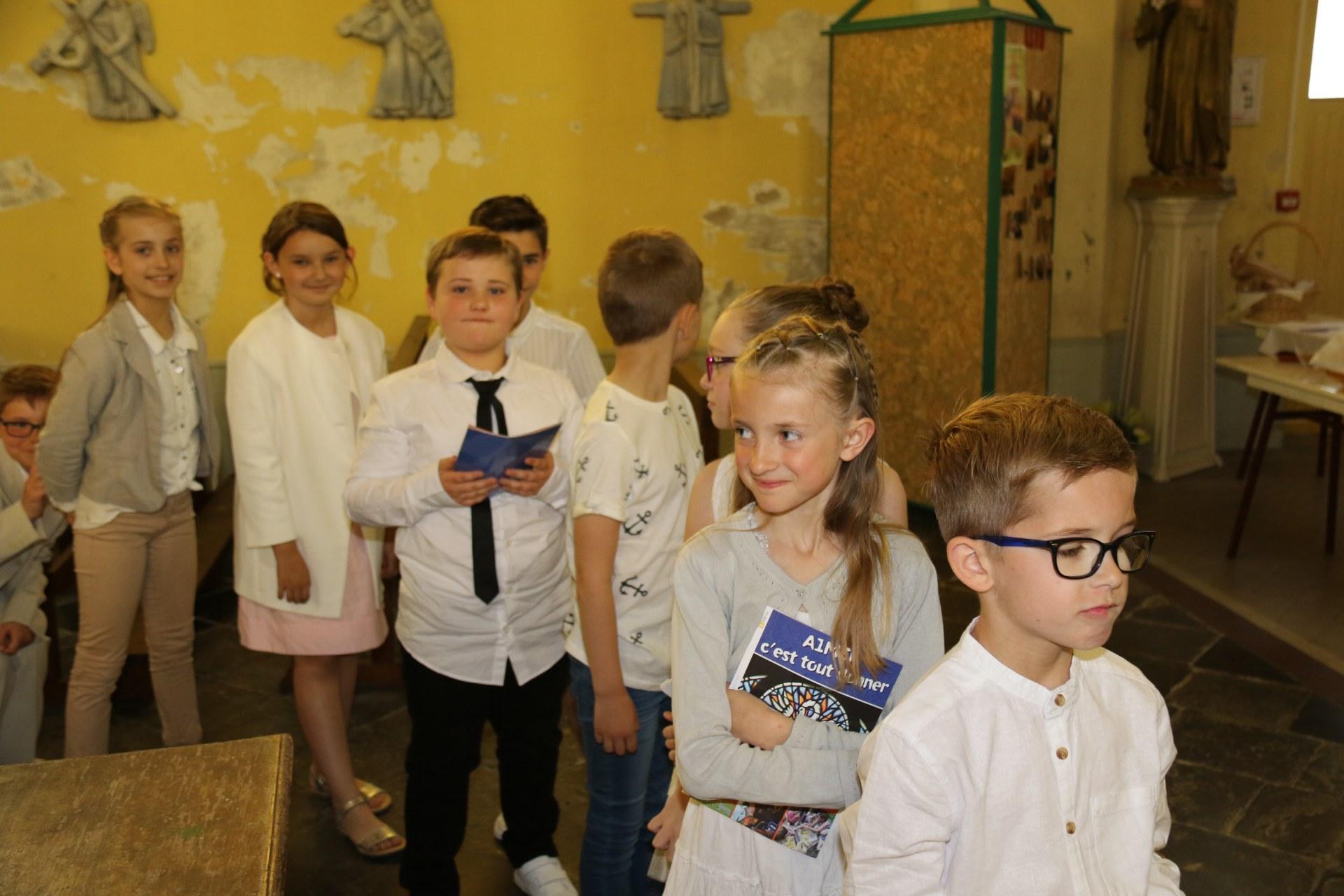 Premières des Communions 1