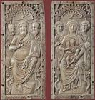Christ Logos et Enfant - 6ème siècle